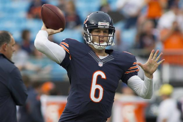 Jay Cutler's Slow Starts Should Worry Chicago Bears