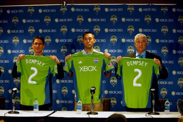 Clint Dempsey Must Dominate with Seattle Sounders After Leaving EPL