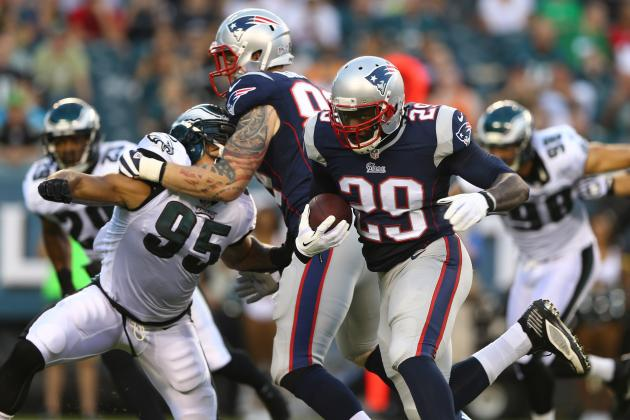 Blount Makes Most of Opportunity