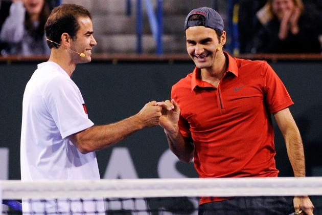 Pete Sampras Says Roger Federer's New Racket Experiment Will Take Time