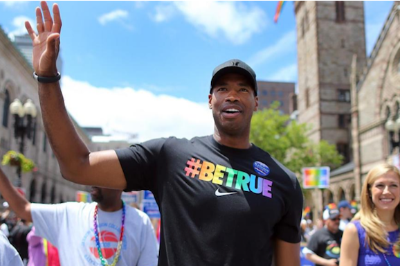 Report: Pistons Interested in Jason Collins