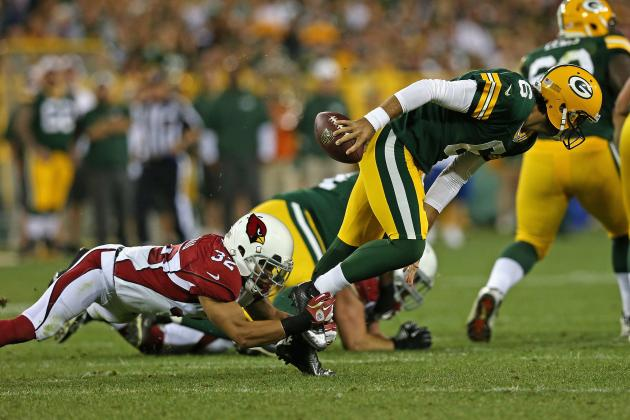 Green Bay Packers: Backup Quarterback Is a Real Mess Right Now
