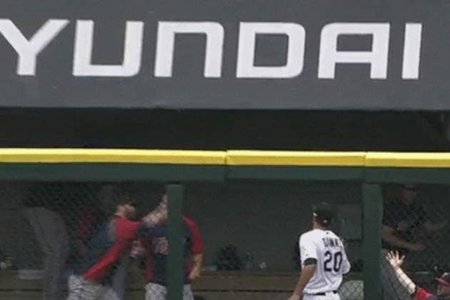 Minnesota Twins Pitcher 'Punches' Teammate