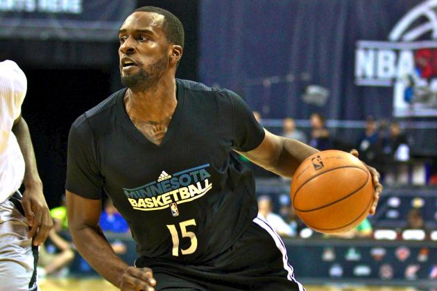 Shabazz Muhammad Threatened with D-League Stint If Behavior Continues