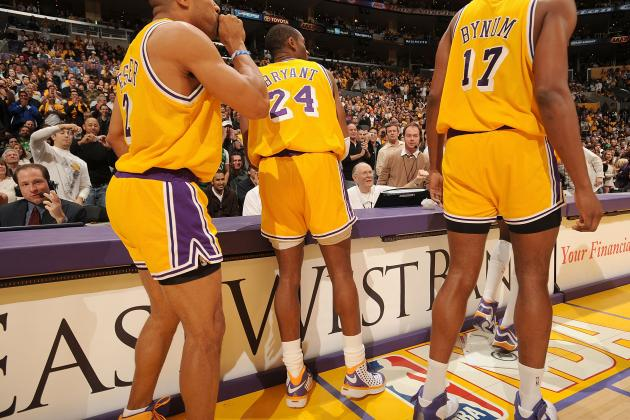 We Remember: The Lakers' Short Shorts Against the Celtics in 2007