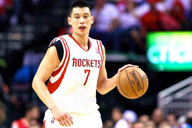 Could Jeremy Lin Revive NBA Career by Coming off Houston Rockets Bench?