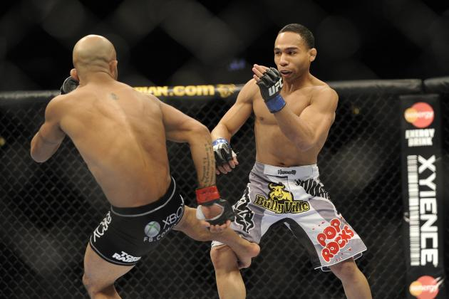 John Dodson Welcomes Newcomer Darrell Montague at UFC 166