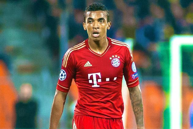 Arsenal Transfer News: Wolfsburg Reportedly Have Deal for Bayern's Luiz Gustavo