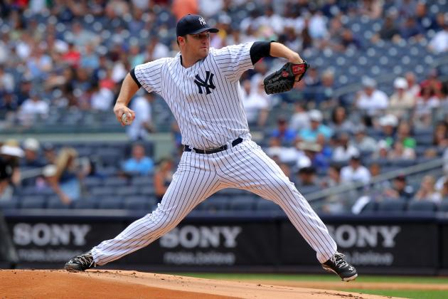 Yankees 3, Tigers 9: Tigers Tee off Against Hughes