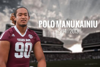 More Than 1,000 Attend A&M Player's Funeral