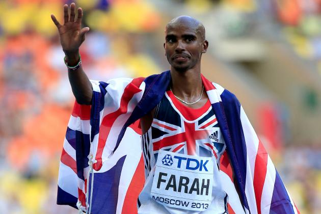 Mo Farah Eyes Golden Double at World Championships After Impressive 10,000m Win