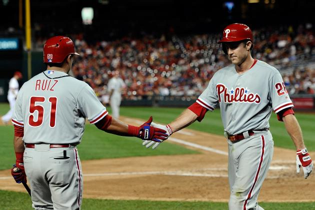 ESPN Gamecast: Phillies vs. Nationals