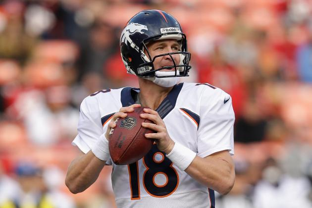 Pistol Formation a Potential Weapon for Manning, Broncos