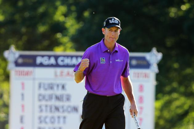 PGA Championship 2013: It's an All-or-Nothing Finale for Jim Furyk