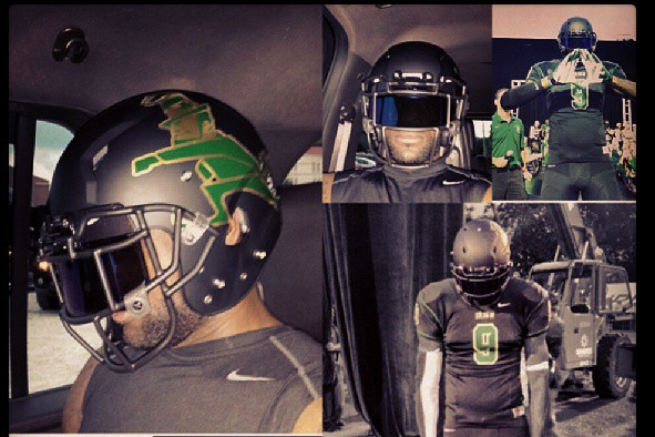 LeBron James Hooks Up Alma Mater with New Football Uniforms