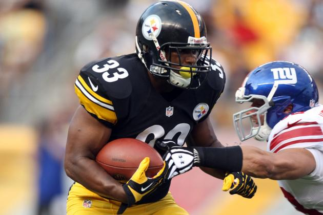 Winners and Losers from Steelers' Loss to the Giants