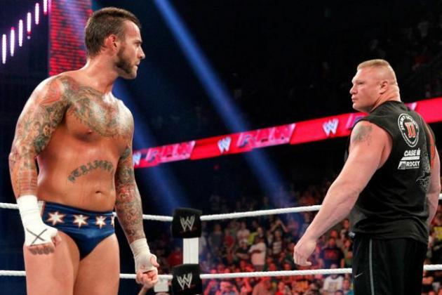 Brock Lesnar: What Does the WWE Have Planned for Him After His Feud with CM Punk