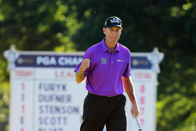 PGA Championship 2013: Total Coverage Hub for Day 4