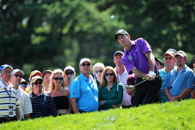 PGA Championship 2013 Tee Times: Start Times and Projections for Day 4 Groups