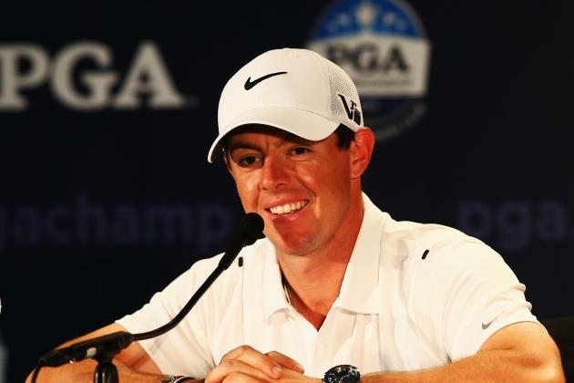PGA Championship 2013 TV Coverage: Complete Times and Listings for Sunday