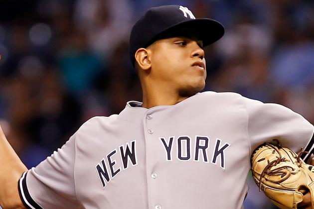 Yankees Recall Dellin Betances from AAA; Option David Adams