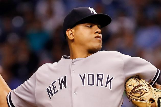 Yankees Recall RHP Dellin Betances from AAA; Option David Adams