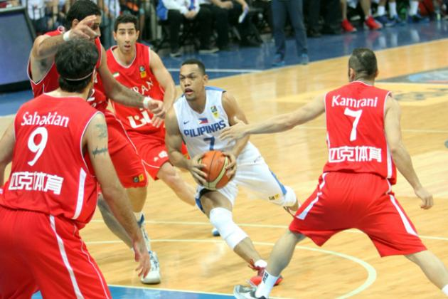 FIBA Asia 2013: Smart Gilas vs. Iran Championship Recap, Final Score and More