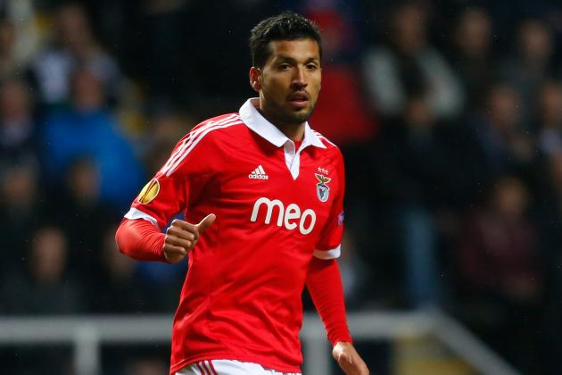 Manchester United Transfer News: Club Must Give in to Demands for Ezequiel Garay