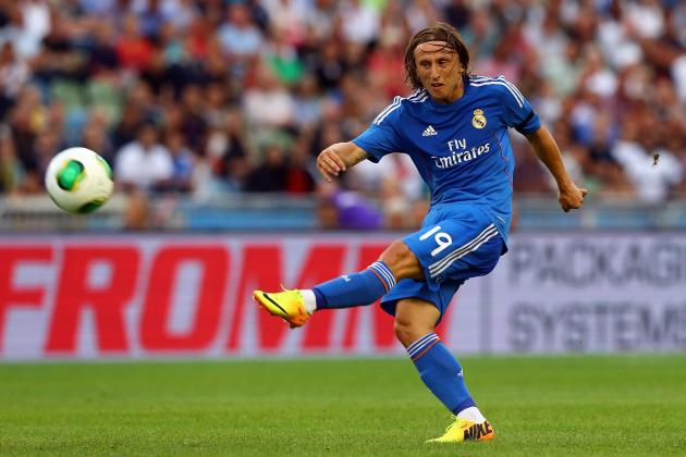 Manchester United Transfer Rumours: Luka Modric Is a Fine Fabregas Alternative