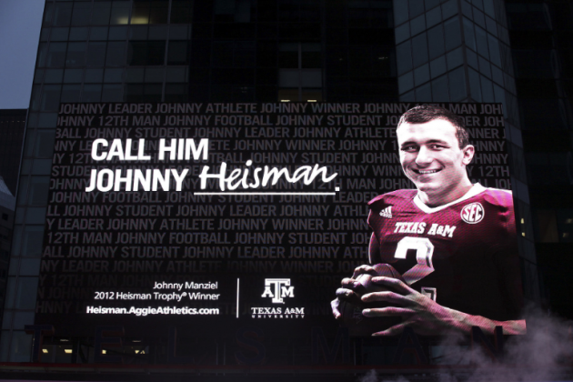 Before Johnny Football, the Manziel Family Had a Bigger-Than-Life Story