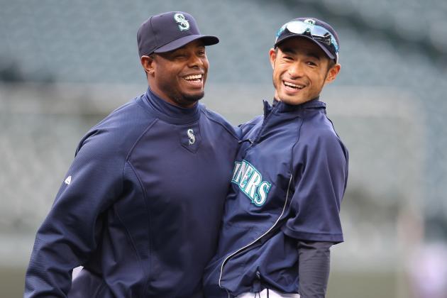 Ichiro's Heartwarming Message to Former Teammate Ken Griffey Jr.