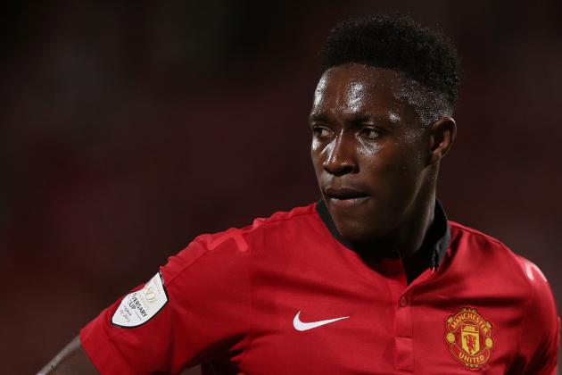 Manchester United Transfers: Is It Time for Danny Welbeck to Go?