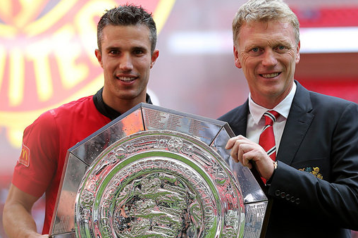 Robin Van Persie Says Manchester United Are Favourites for Premier League Title
