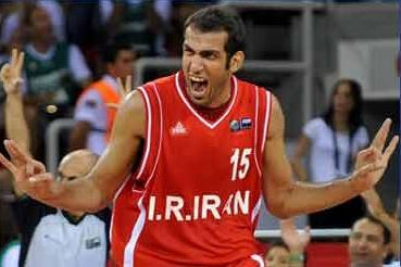 FIBA Asia 2013 Final: Hamed Haddadi Leads Iran to Victory and Captures MVP