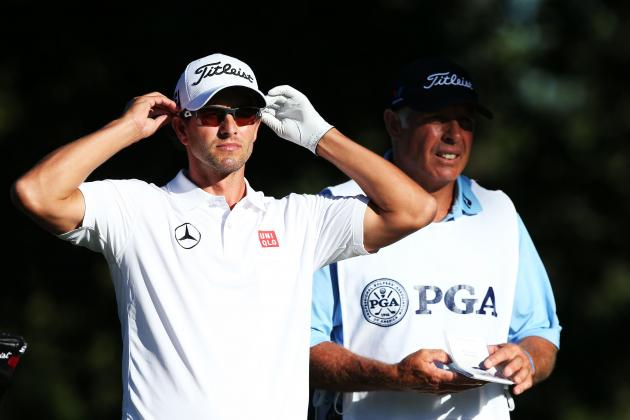 PGA Championship 2013: Best Bets to Lift Wanamaker Trophy on Sunday