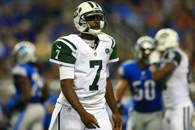 Geno Smith Must Be More Aggressive to Supplant Mark Sanchez as Jets Starter
