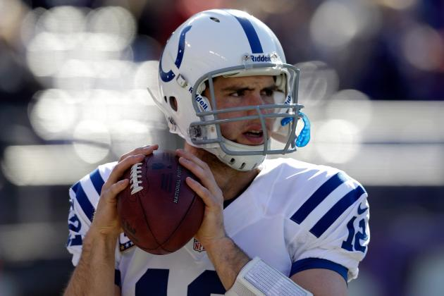 Andrew Luck's Leadership Will Lead Indianapolis Colts to Deep Postseason Run
