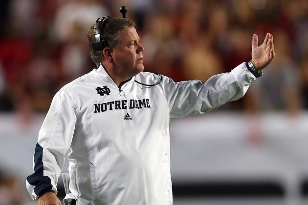 Notre Dame Football: Highlighting Important Games of 2013 Season