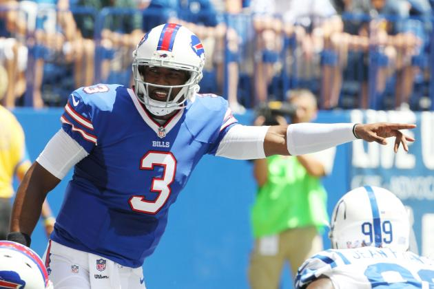EJ Manuel Starts Slow, Finishes Strong in Buffalo Bills' Preseason Opener
