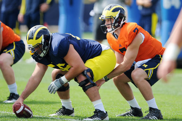 Michigan Football: Freshmen Morris and Green Should Get Early Time to Shine