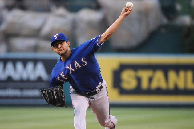 Rangers 6, Astros 1