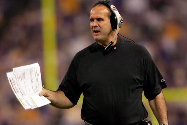 Former NFL Coach Mike Tice Hits Big Playing Ponies