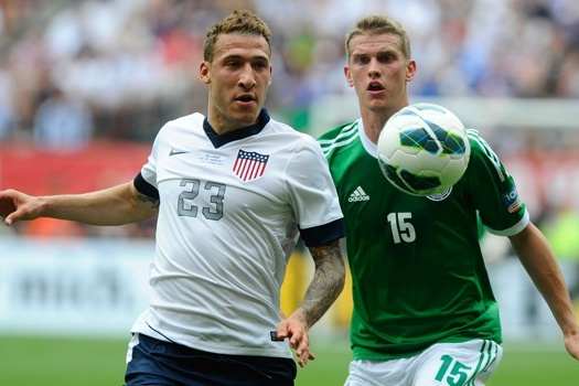 Report: Fabian Johnson, Danny Williams in for USMNT vs. Bosnia