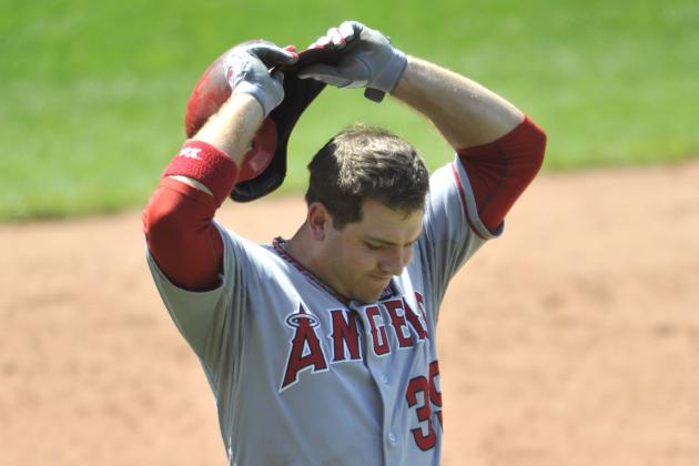 Angels Blow Five-Run Lead in 6-5 Loss to Indians