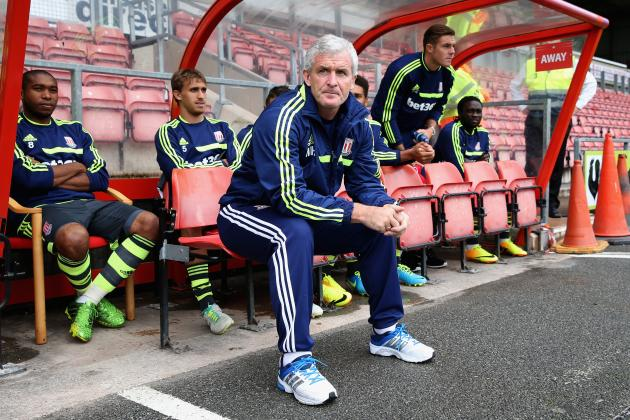 Stoke City: The Challenges Facing Mark Hughes at the Britannia