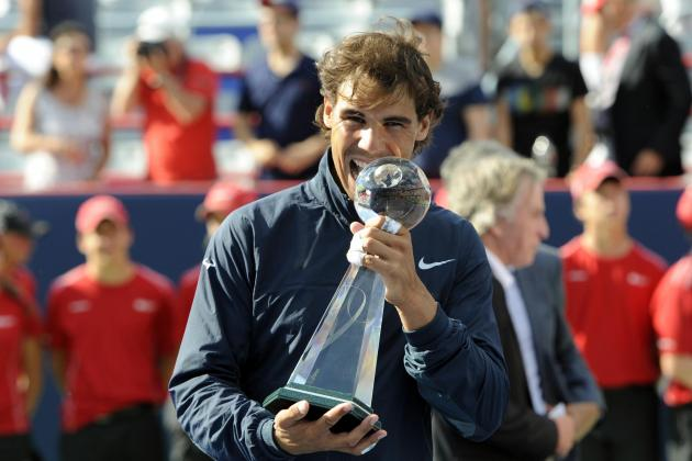 Rogers Cup 2013 Results: What's Next for Rafael Nadal After Convincing Win