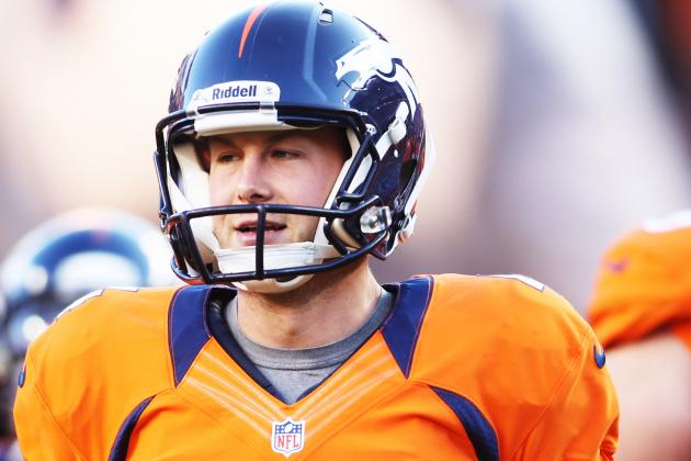 Britton Colquitt Signs New Deal with Broncos