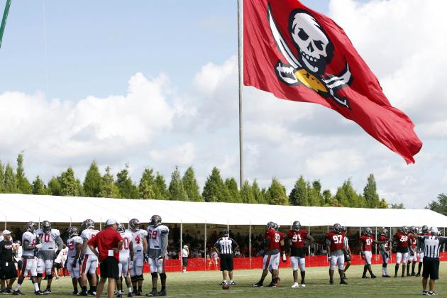 5 Things We've Learned from Buccaneers Training Camp so Far