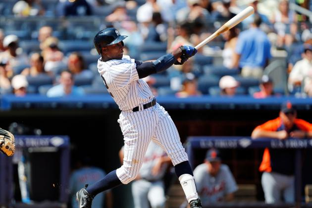 Soriano Gets 2000th Career Hit Sunday vs. DET
