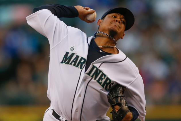 Mariners Shut out Brewers 2-0